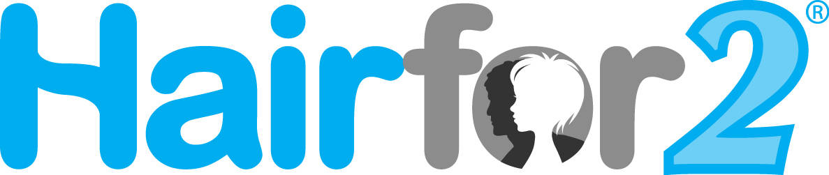 Hairfor2 International Logo